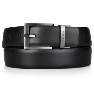 Kenneth Cole Reaction Men's Reversible Feathered Edge Belt