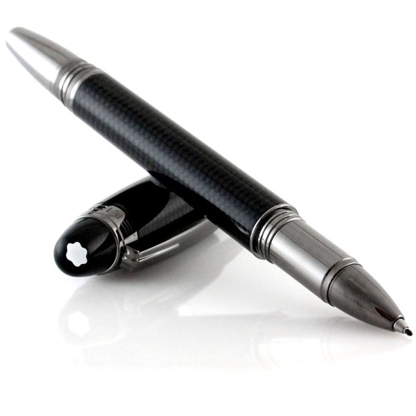 Mont Blanc StarWalker Ultimate Carbon Anthracite Fineliner Pen