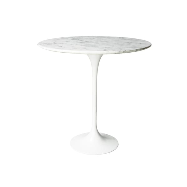 Marble Top Tulip Table