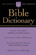 Bible Dictionary (Paperback)