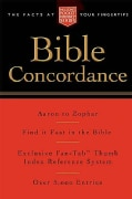 Bible Concordance: New King James Version (Paperback)
