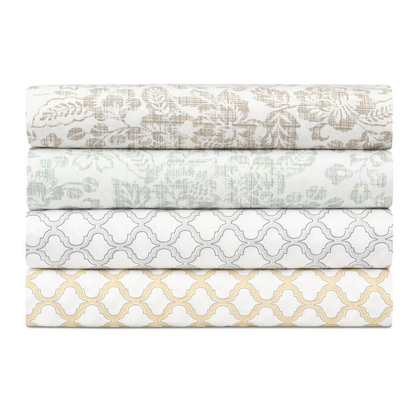 Stone Cottage Printed Cotton Sheet Sets