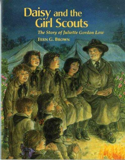 Daisy And The Girl Scouts: The Story Of Juliette Gordon Low (Paperback)