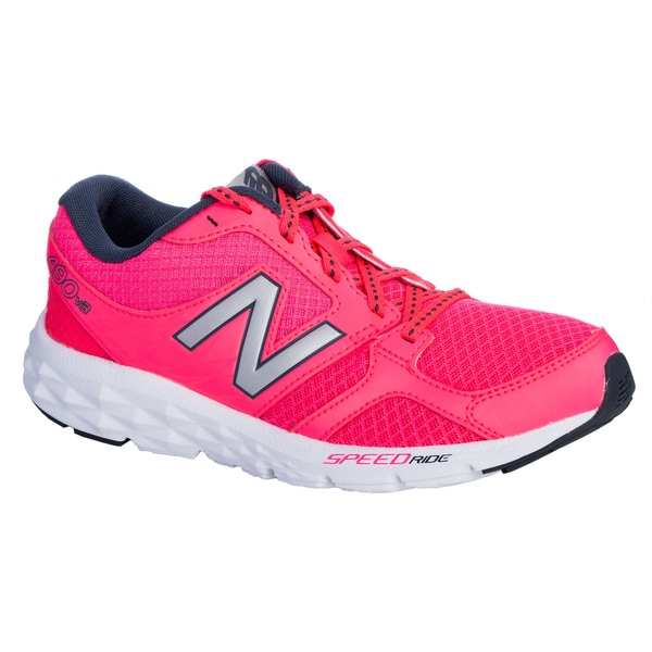 New Balance Women's 490v3 Pink Running Shoes