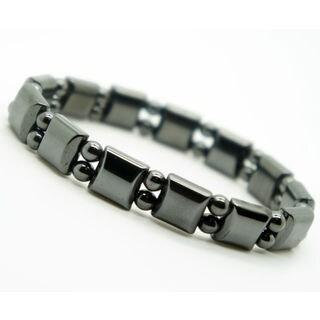 Black Magnetic Hematite Bracelet