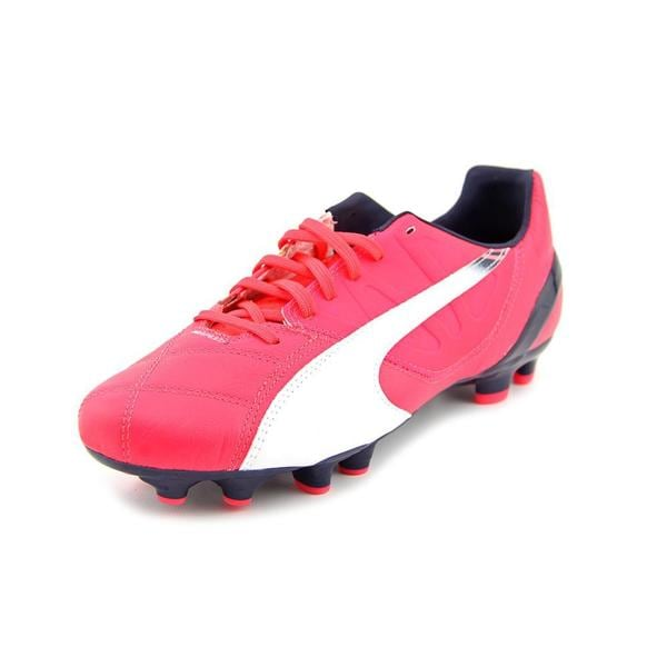 Puma Men's 'evoSPEED 3.3 FG' Leather Athletic