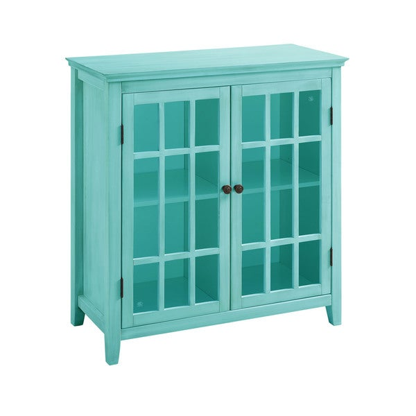 Oh! Home Galway Cabinet - Turquoise