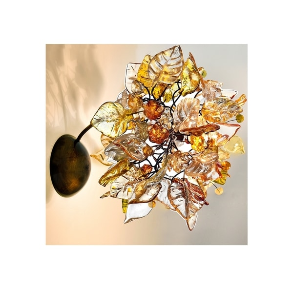 Honey Comb Wall Sconce