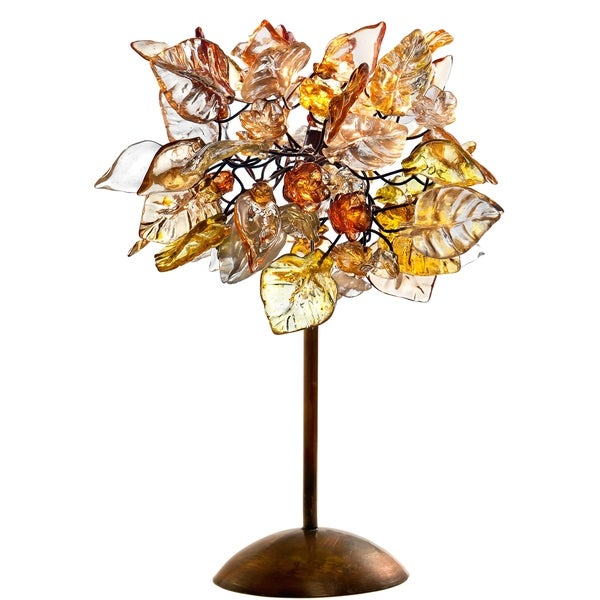Honey Comb Table Lamp