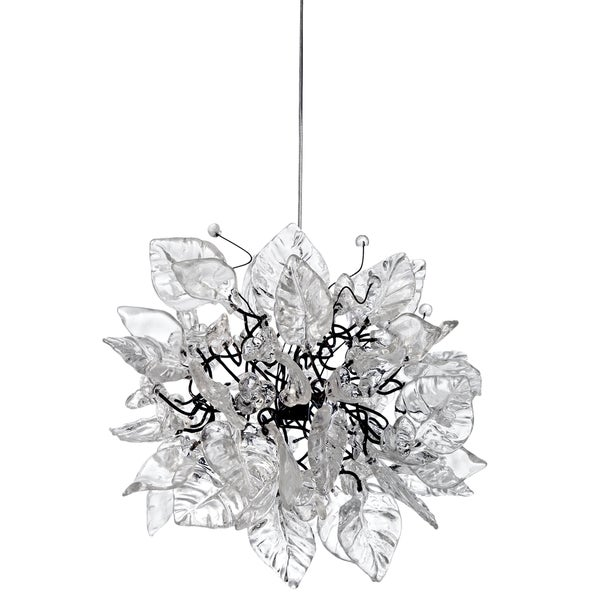 Crystal Glam Pendant Hanging Light