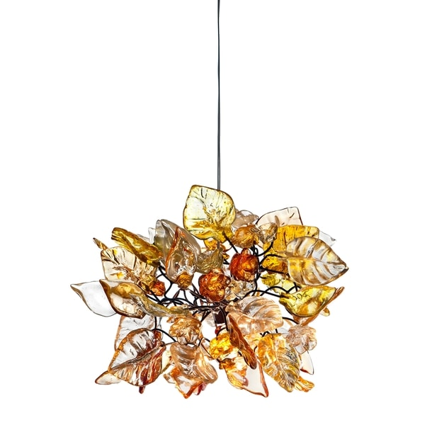 Honey Comb Pendant Hanging Light