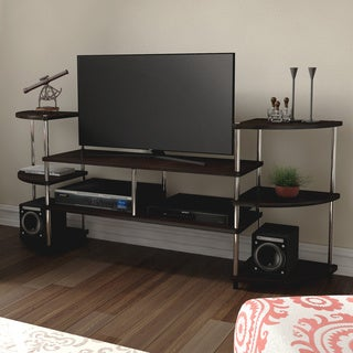 Designs2Go Multi Level TV Stand