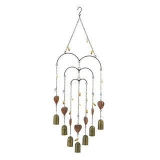 Striking Metal Bead Wind Chime