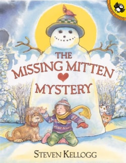 The Missing Mitten Mystery (Paperback)
