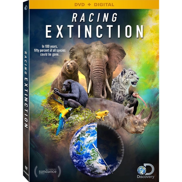 Racing Extinction (DVD) 16977094