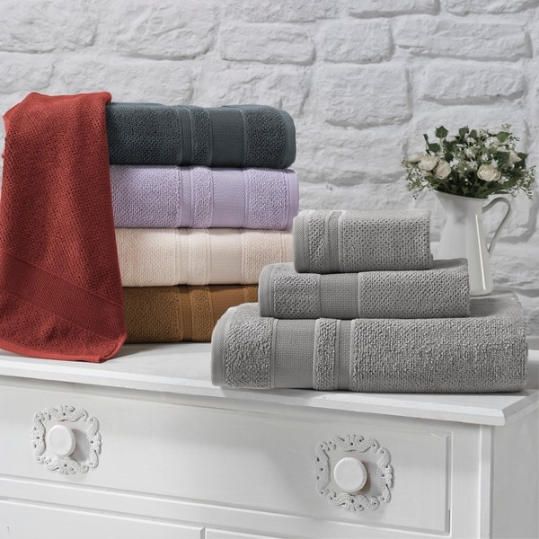 Modality 3 Piece 700 GSM Towel Set