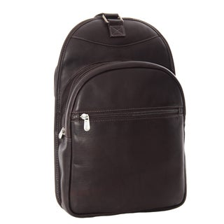 Piel Leather Slim Adventure Sling Bag/Backpack