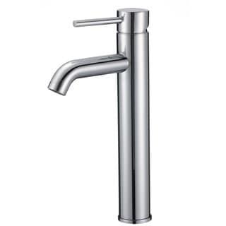 Bosconi F-S02 Single Hole Single Handle Bathroom Faucet