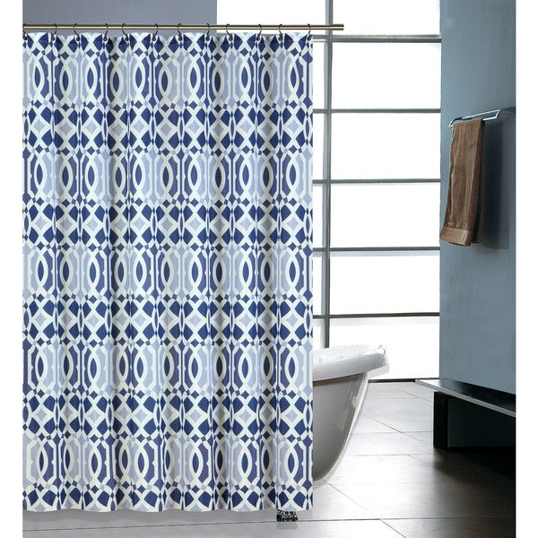 "Palace Linens Lara 72"" x 72"" Fabric Shower Curtain"