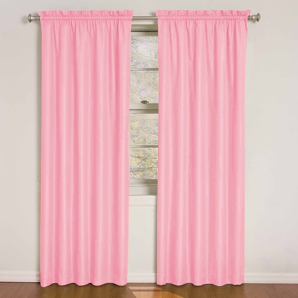Kids Wave Blackout Window Curtain Panel (As Is Item)