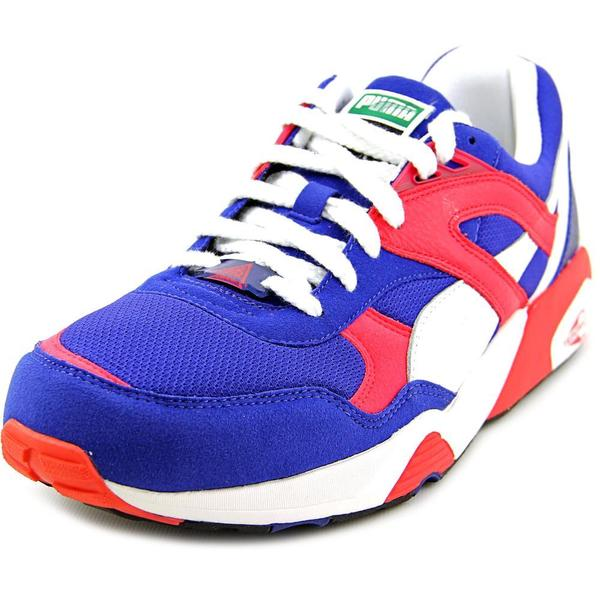 Puma Men's 'R698 Trinomic CRCKL' Regular Suede Athletic