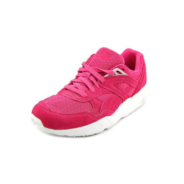 Puma Men's 'R698 Mesh Evolution' Regular Suede Athletic