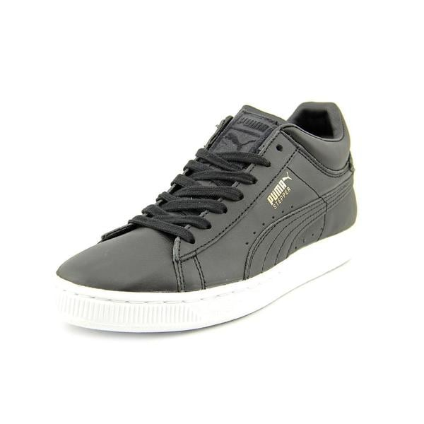 Puma Men's 'Stepper Classic Citi' Leather Athletic
