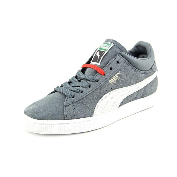 Puma Men's 'Stepper Classic' Nubuck Athletic