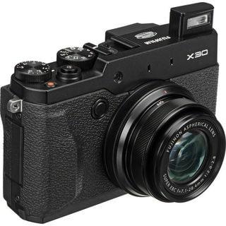 Fujifilm X30 Digital Camera (Black)