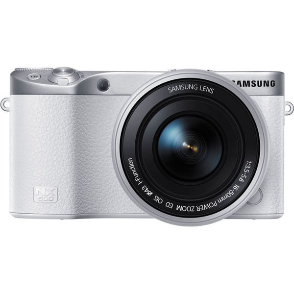 Samsung NX500 Digital Camera with 16-50mm