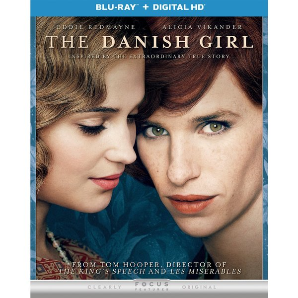 The Danish Girl (Blu-ray Disc) 16983264