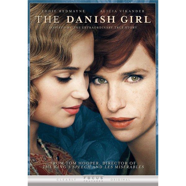 The Danish Girl (DVD) 16983279