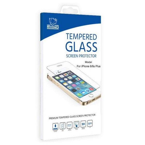 Rhino 9H Hardness Tempered Glass Screen Protector for iPhone 6 Plus 6S Plus