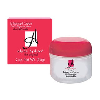 Alpha Hydrox AHA Enhanced 2-ounce Cream