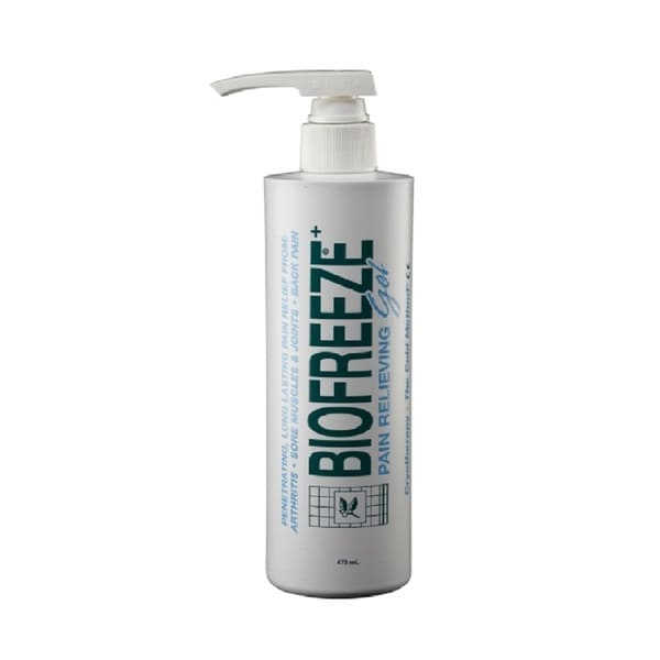 BioFreeze Pain 16-ounce Relieving Gel