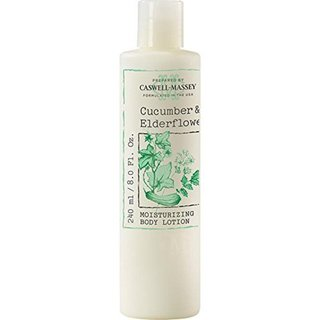 Caswell-Massey Cucumber & Elderflower 8-ounce Body Lotion