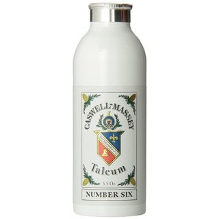 Caswell-Massey 3.5-ounce Number Six Talcum