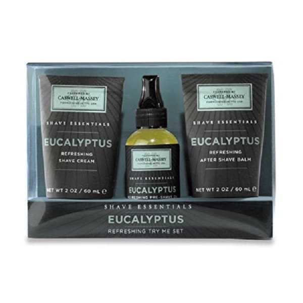 Caswell Massey Eucalyptus Shave Essentials Kit 16988159