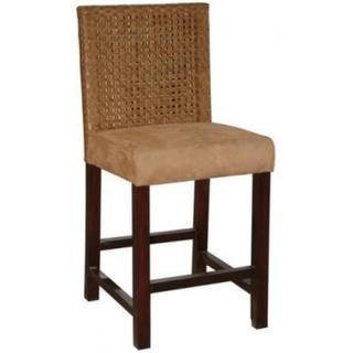 Topeka Casual Brown Chair