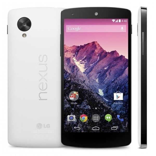 LG Google Nexus 5 D820 32GB Unlocked GSM 4G LTE Android Certified Refurbished Cell Phone - White