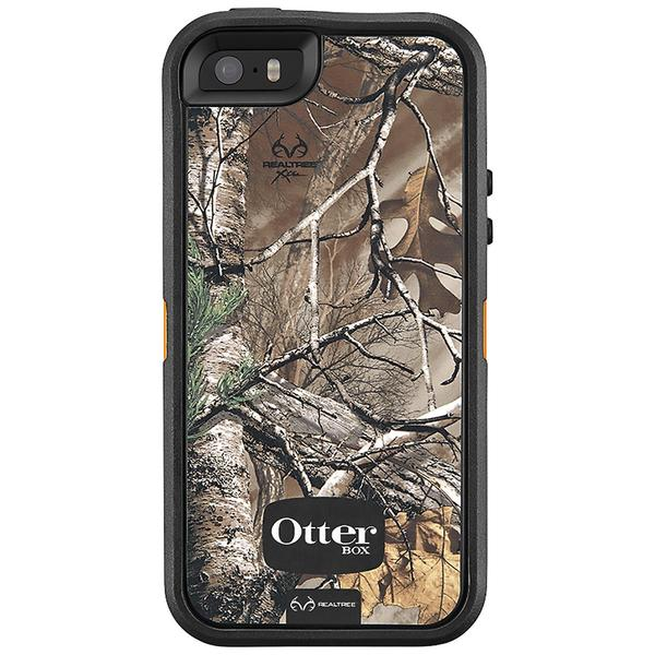 OtterBox 77-33388 Defender Series for iPhone 5/5s - Blazed Xtra (Orange)
