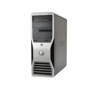 Dell Precision T3500 MT 2.66GHz Intel QC Xeon W3520 CPU 4GB RAM 320GB HDD Windows 7 Desktop (Refurbished)