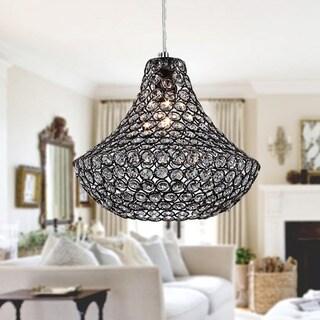 Hannah 1-light Antique 12-inch Pendant Lamp