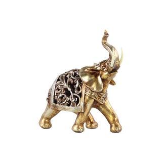 Silver Vine Elephant Decorative Piece 14317191