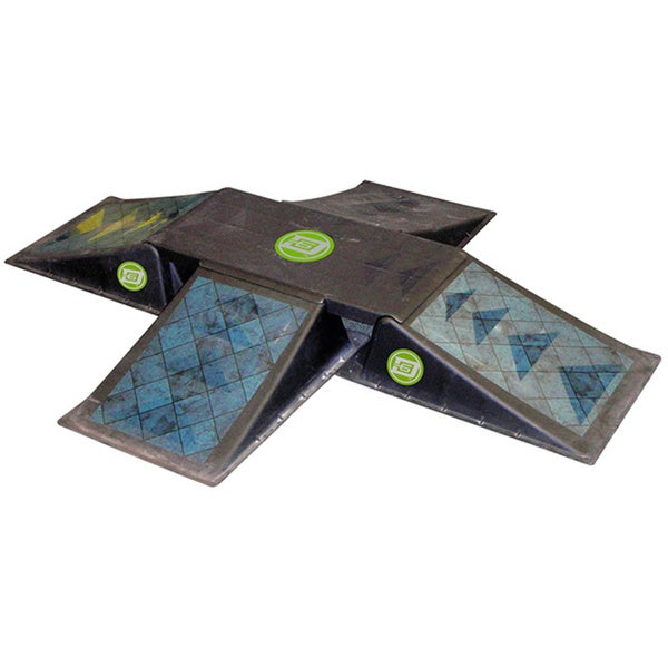 D6 Quad Fun Box Ramp