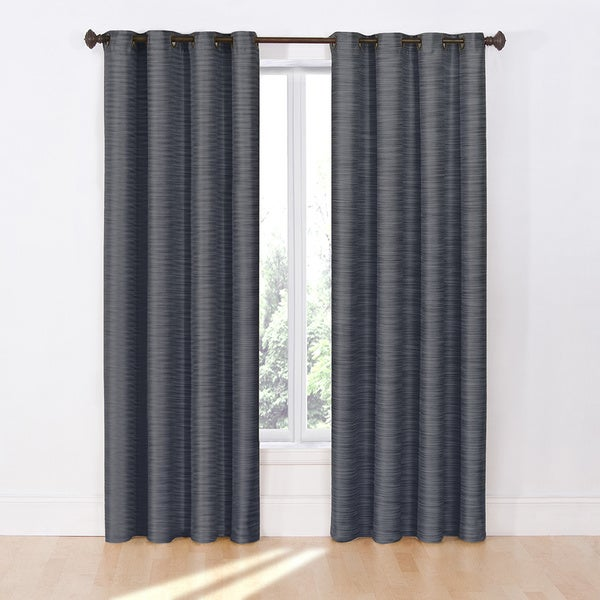 Deron Blackout Grommet Curtain Panel
