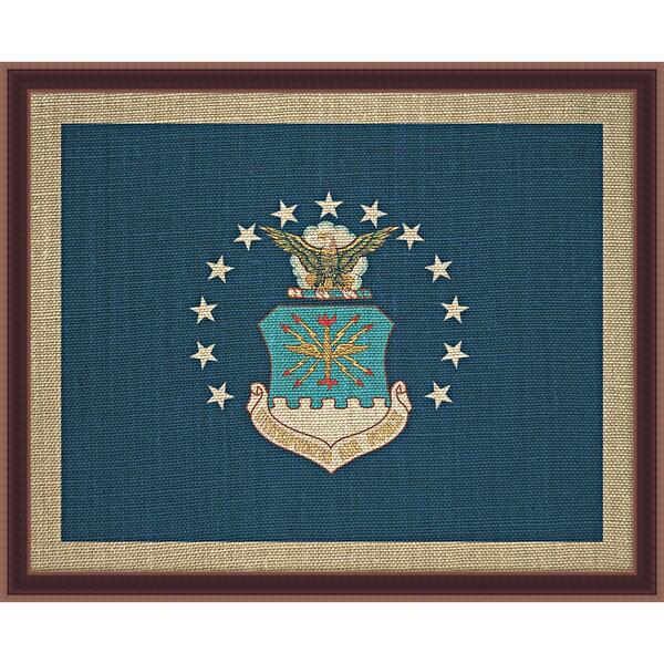 Prestige Art Studios Air Force Framed Print