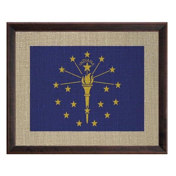 Prestige Art Studios Indiana Framed Print