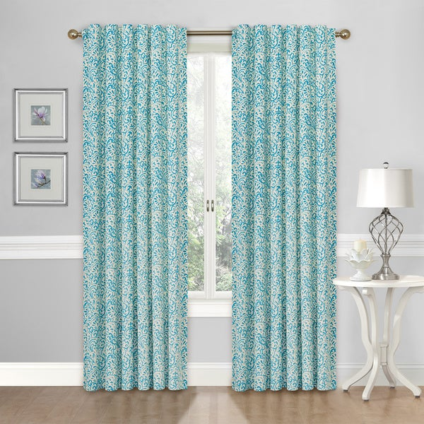 Do the Twist Curtain Panel