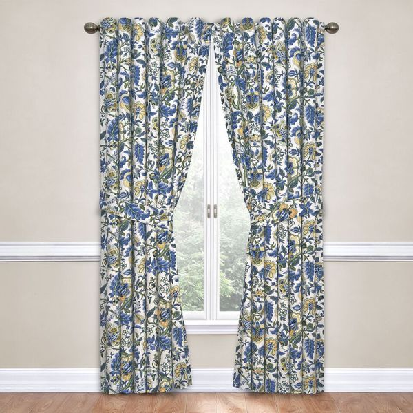 Imperial Dress Tie Back Curtain Panel